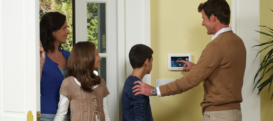 What are the Benefits to a Professionally Installed Security System?